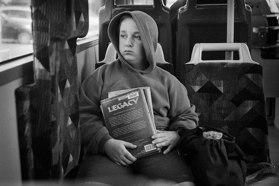 Red Bus Diary
