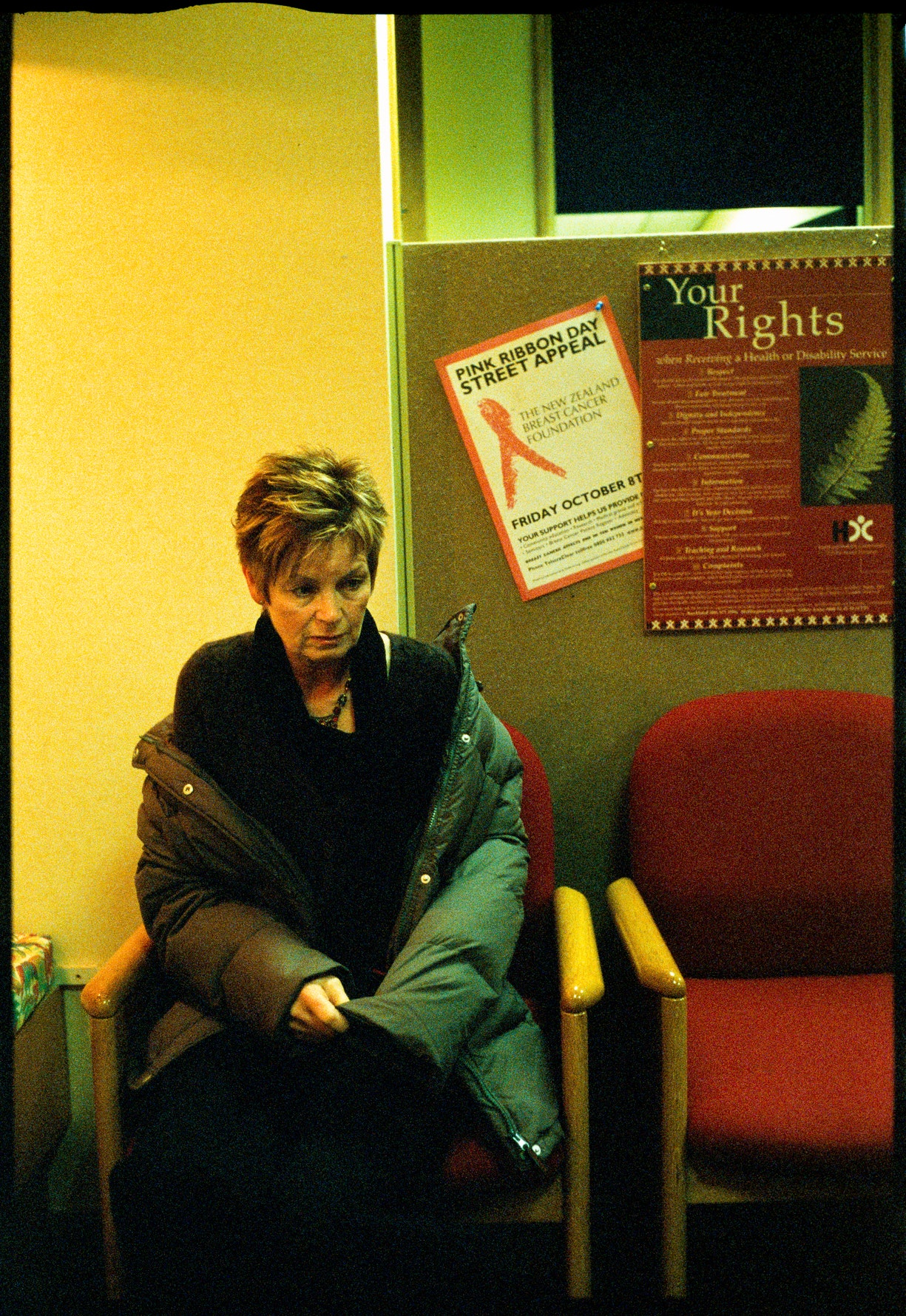 Breast Care Waiting Room, 2006.