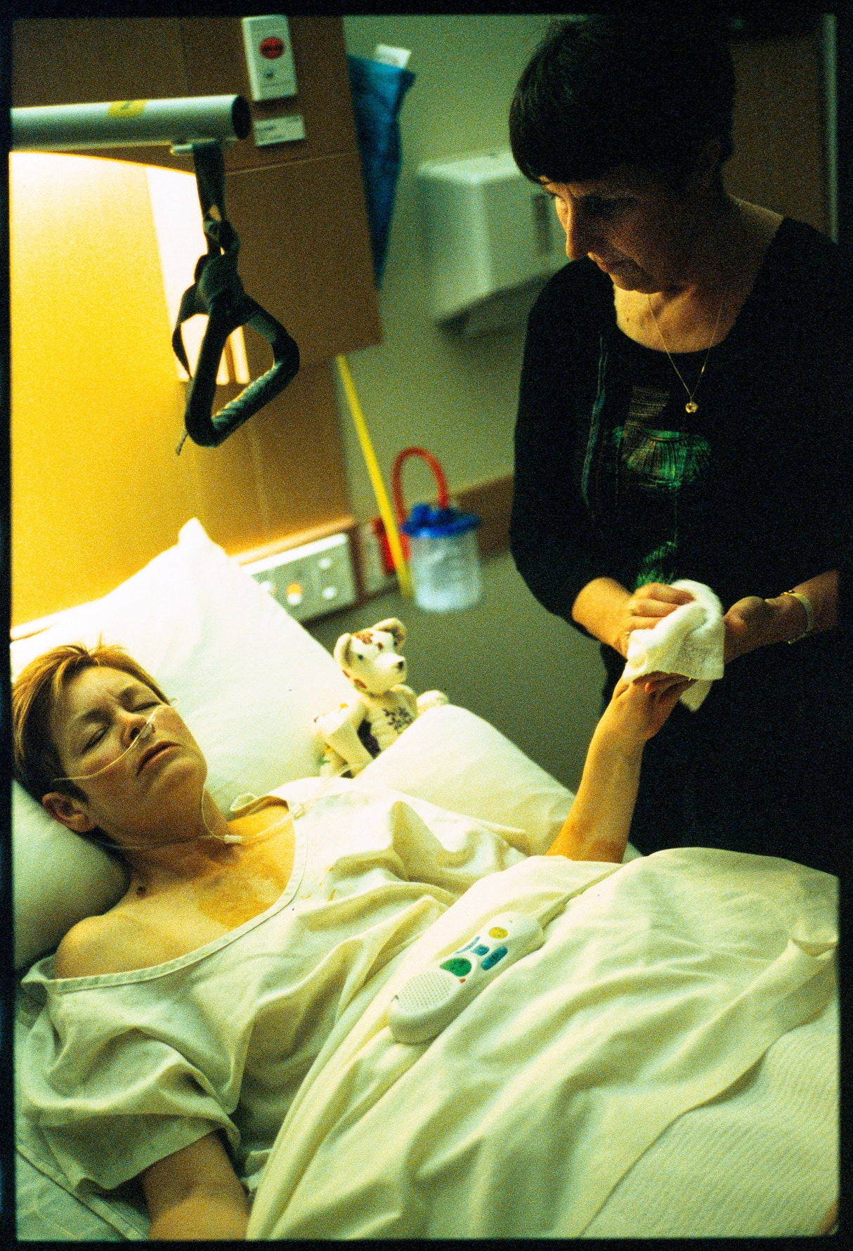 After Mastectomy with Dot, 2006.