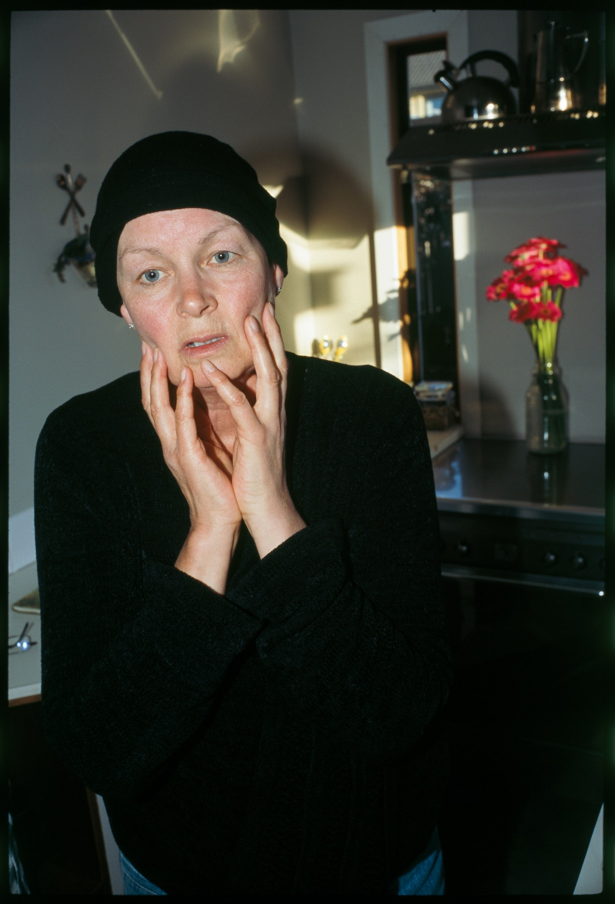 'Chemo-brain,' After Third Infusion 2006.
