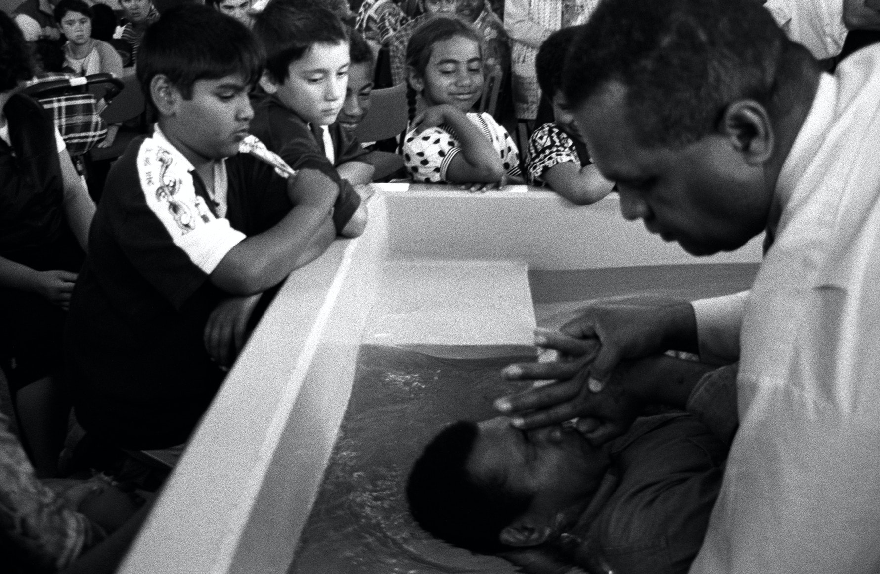 Water Baptism, Christian International Life Centre