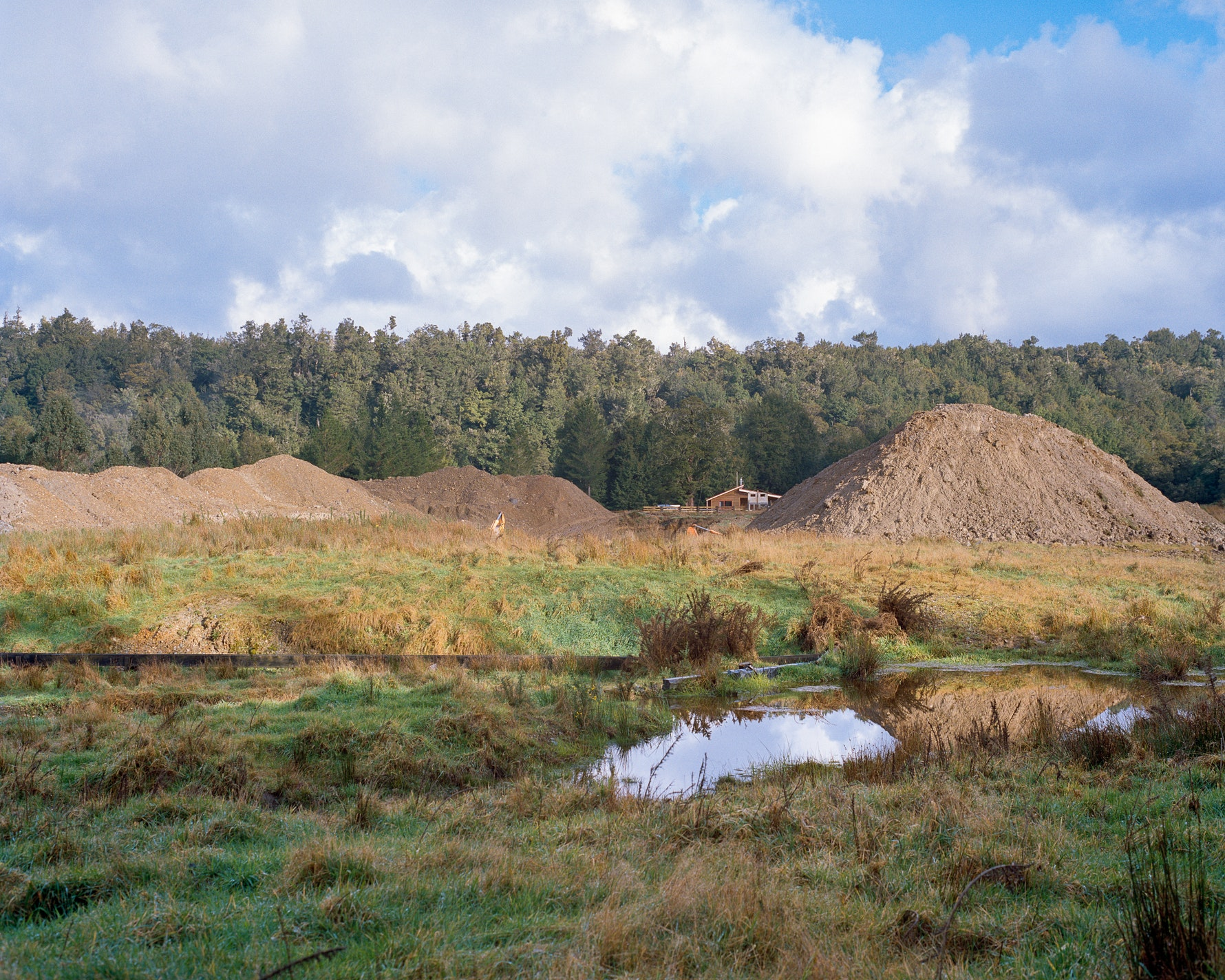 Gold Mining, Atarau