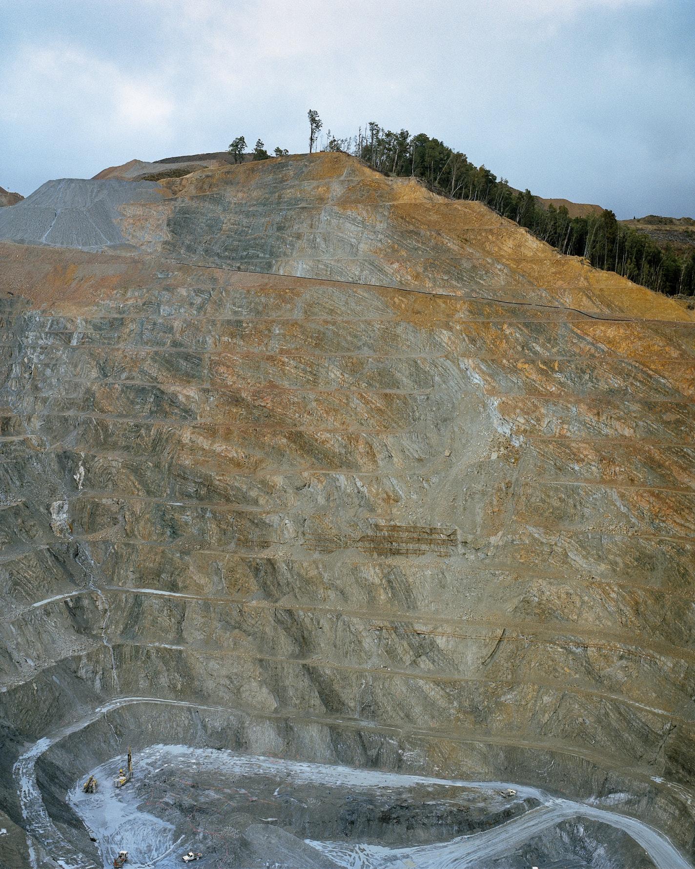 Oceania Gold Mine, Reefton
