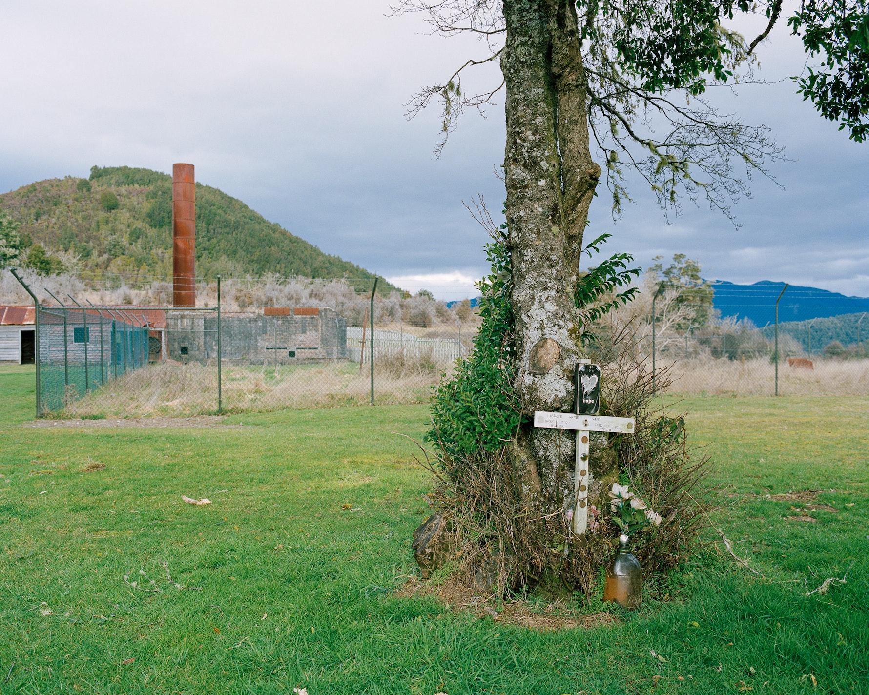 Memorial, Waiuta