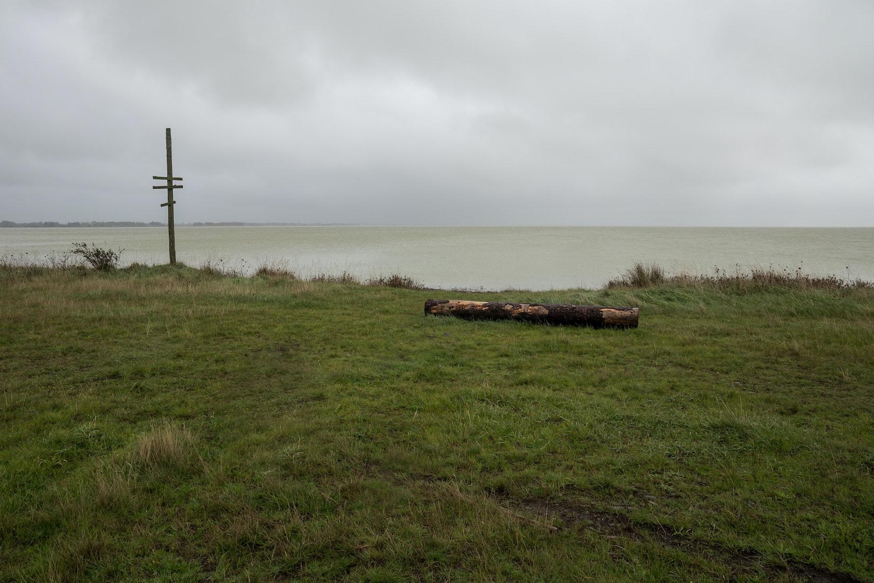 Lake  Ellesmere, Te Waihora.