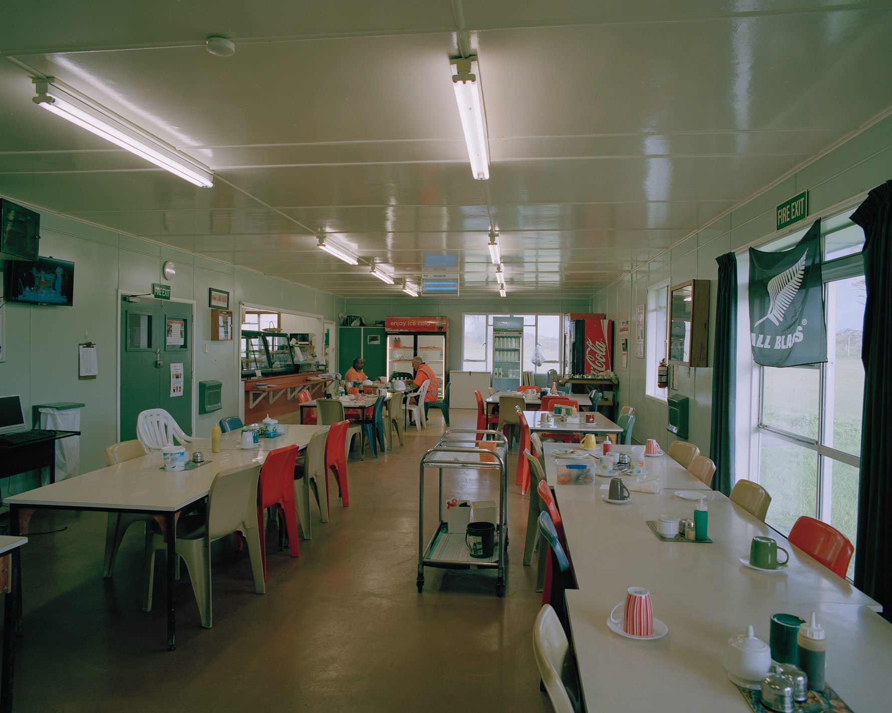 Cafeteria, Holcim Cement Plant Cape Foulwind, 2016
