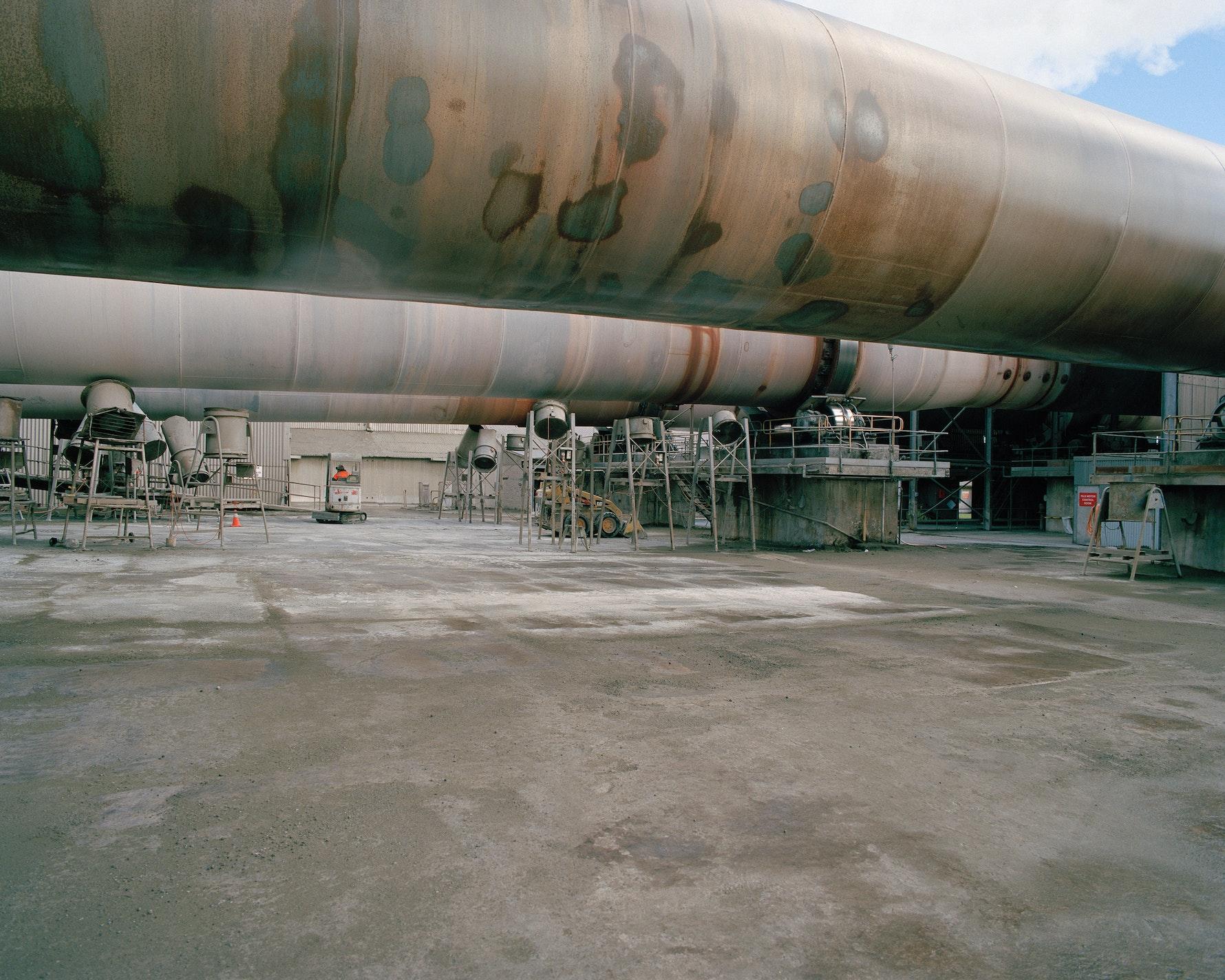 Cement kilns, Holcim Cement Plant Cape Foulwind, 2016