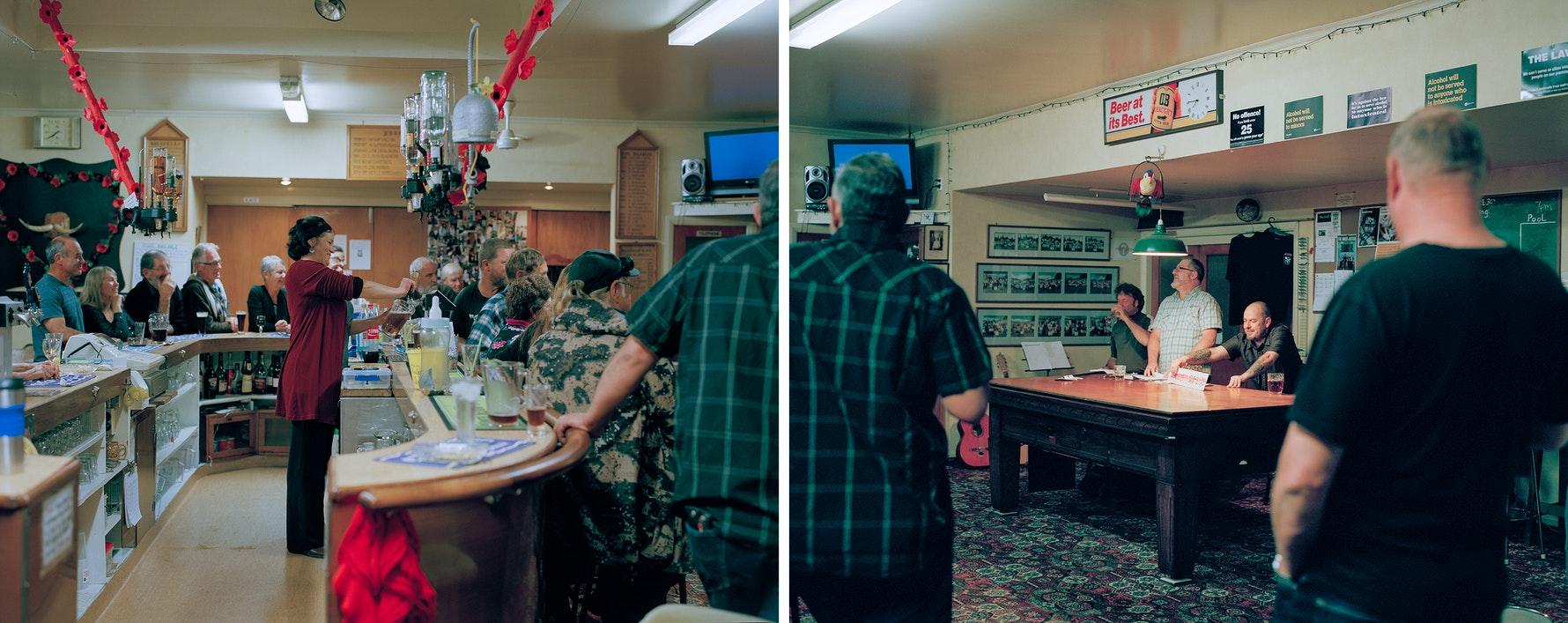 Mayday Debate, Blackball Workingmens Club, 2016