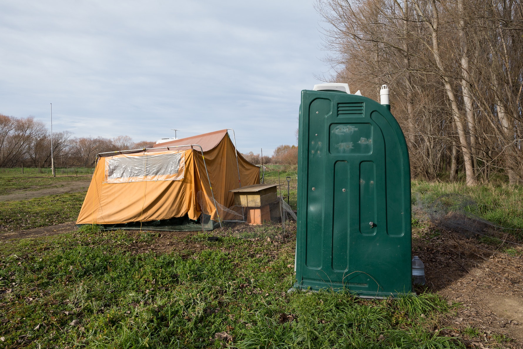 Portaloo, Coes Ford