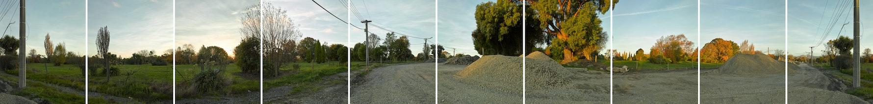 Keller Street, 2018. 360 degree panorama.