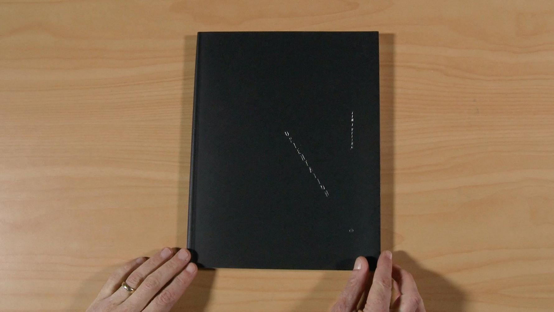 Orientation. Edition of 50 copies. Al-les Press, 2011.